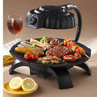 ZAIGLE SIMPLE Infrared Ray Well-Being Roaster Indoor Electric BBQ Grill Pan NEW