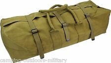"NEW Large 30"" Heavy Duty Canvas Tool Bag, Holdall rope handle"
