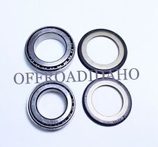 STEERING STEM HEAD BEARING SEAL KIT YAMAHA DT50 80 DT100 DT125 DT175 DT250 DT400