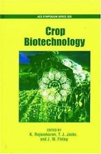 Crop Biotechnology (Acs Symposium Series)