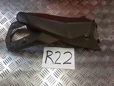 R22 KTM 690 SUPERMOTO REAR NUMBER LICENSE PLATE HOLDER *FREE UK POST*