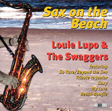 SAX ON THE BEACH - NEW CD