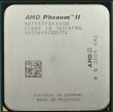 AMD Phenom II x6 1055T 2.8GHz 6Core 6MB Socket AM3 HDT55TFBK6DGR 95W