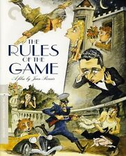 Rules of the Game [Criterion Collection] (2011, Blu-ray NEW)