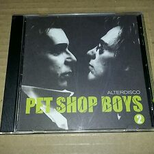 PET SHOP BOYS - ALTERDISCO 2 CD. Limited Edition. Remixes Not Released on CD B4
