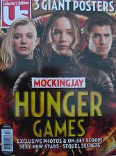 JENNIFER LAWRENCE MOCKINGJAY HUNGER GAMES SPECIAL + 3 GIANT POSTERS