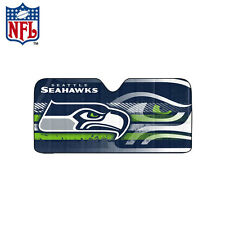 New NFL Seattle Seahawks Car Truck Windshield Folding Front Sun Shade Large Size