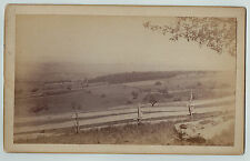 Albumen Photo - Mohawk River Valley Prospect Hill House 1887 Sharon Springs NY