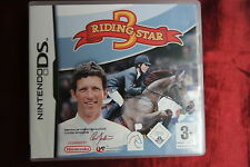 Riding Star 3 - Nintendo DS - Deutsch  Komplett OVP u. Handbuch