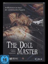 DVD THE DOLL MASTER - CHUCKY'S TÖDLICHE SCHWESTERN - HORROR aus KOREA ** NEU **