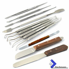 Dental P.K Thomas Gritman Mixing Spatula Plaster Knife Waxing Carving Lab Tools
