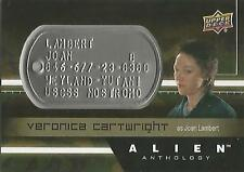 "Alien Anthology - DT-JL Veronica Cartwright ""Joan"" Space Marine Dog Tag Card"