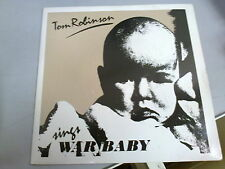 "TOM ROBINSON - WAR BABY - 7"" SINGLE"