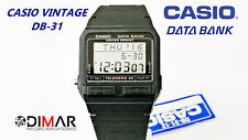 VINTAGE CASIO DB-31-1Z DATA BANK QW.871 ANNO 1987 -SENZA BOX-