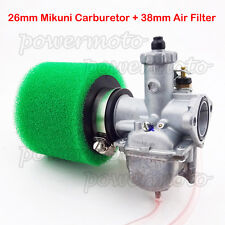 26mm Mikuni Carburetor Air Filter For Engine Lifan YX 110cc 125cc Pit Dirt Bike