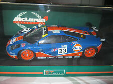1/18 Paul's Model Art 1996 McLAREN F1 GTR LM #33 GULF RACING - NEW
