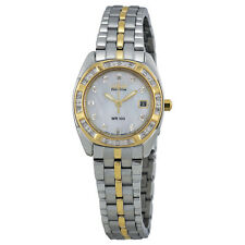 Citizen Paladion Mother of Pearl Dial  Brushed two Tone Stainless Steel Ladies