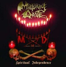 Mortuary Drape - Spiritual Independence Digi CD