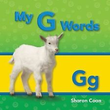 My G Words by Sharon Coan (2012, Paperback)