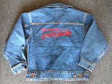 Britney Spears CROSSROADS Movie PROMO Denim Jacket MTV / PARAMOUNT ~ NEW