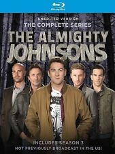 ALMIGHTY JOHNSONS: THE COMP...-ALMIGHTY JOHNSONS: THE COMPLETE SERIESBlu-Ray NEW