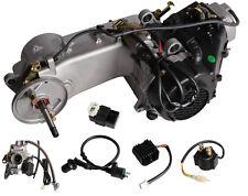 150CC GY6 Scooter ATV Go Kart Engine Motor 150 CVT Carburetor Complete Package L