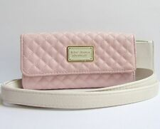 "Betsey Johnson ""Wallet On A String"" Cross Body Wallet Blush Pink NWT MSRP $75"