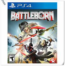 PS4 Battleborn 为战而生 中文版 SONY PlayStation Games Shooting 2K Games