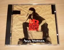 Anya Mahnken - Abgeschminkt - CD Album CDs - Heimweh - Labyrinth - Uferlos ..