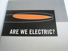 ARE WE ELECTRIC? STRESS LOUNGE MUSIC - CD - NEU - NUR OHNE FOLIE !!!