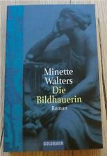 MINETTE WALTERS Die Bildhauerin, 409 Seiten, 1997, TB