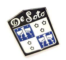 DeSoto  Lapel - Hat Lapel - Tie Pin -  Nice emblem Logo A Classic Chrysler part
