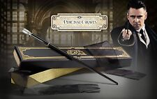 HARRY POTTER FANTASTIC BEASTS PERCIVAL GRAVES PROP REPLICA WAND OLLIVANDERS BOX