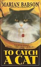 To Catch a Cat, Babson, Marian, Good Condition, Book