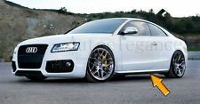 AUDI A5 08-12 CABRIO COUPE MINIGONNE LATERALI SOTTO PORTA LOOK S-LINE S5 IT1