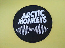 PUNK ROCK HEAVY METAL MUSIC SEW ON / IRON ON PATCH:- MONKEYS (b)