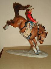Schleich Pferd 42046 Rodeoreiter Pferdeset Rodeo Western Sonderedition RAR!!