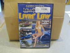O.G. Rider Presents Livin Low (DVD, 2011) BRAND NEW AND SEALED