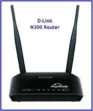 D-Link Dlink DIR-605L Wireless N300 Home Cloud Broadband Router + Bill