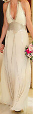Temperley Silk maxi Dress 8 (wedding, ball)