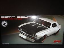 GMP Chevrolet Camaro 1967 Street Fighter Silver 1/18 1 of 1332 units