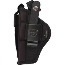 Smith & Wesson SD9VE,SD40VE W/Built-in Magazine Pouch Nylon OWB hand Gun holster