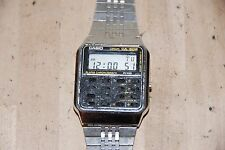 Casio CA-502 Digital Calculator Watch