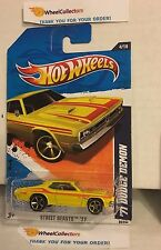 '71 Dodge Demon #84 * Yellow Kmart Only * 2011 Hot Wheels * Y56