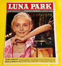LUNA PARK 1961 n. 45 Valeria Giangottini, Alberto Sordi, Rock Hudson