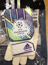Rare Adidas Young Pro Response UEFA Champions League Soccer Futbol Goalie Glove!