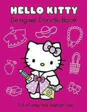 Hello Kitty Designer Doodle Book by HarperCollins Publishers (Paperback, 2011)