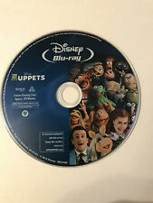 The Muppets (Blu-ray) Blu Ray Disc Only