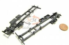 30x ALBEDO Ersatzteil Ladegut Rahmen Chassis Fahrgestell schwarz 1:87 - 0745