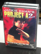 Jackie Chan's Project A2 (DVD) Maggie Cheung, Jackie Chan, Rosamund Kwan, NEW!